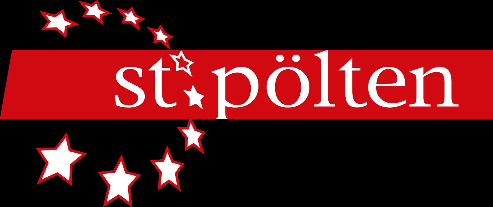 Logo der Stadt St. Pölten